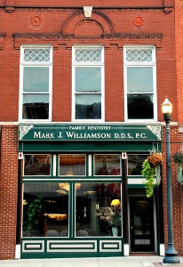 Flushing Office of Dr. Mark Williamson